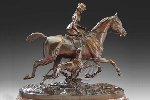 High Quality Indoor Life Size Bronze Horse Statues for Selling
