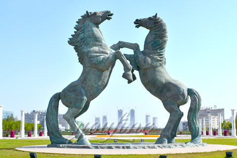 Large Horse Sculptures For Sale