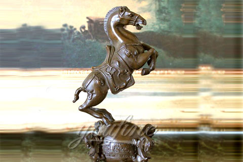 Tang Dynasty Horse Sculpture For Sale